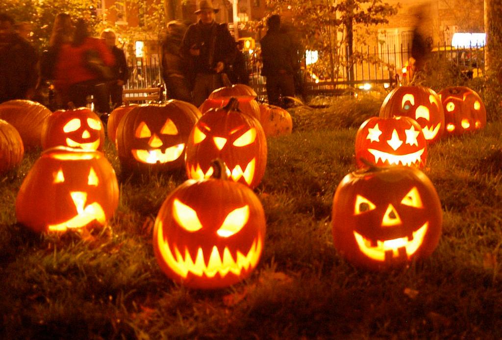 Las celebraciones de Halloween más cool alrededor del mundo