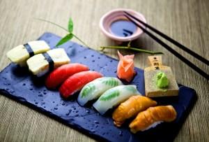 Los mejores restaurantes de comida japonesa en el DF