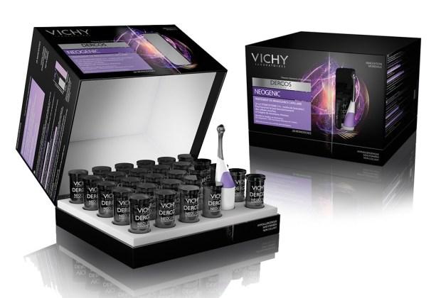 Vichy encontró la solución para la caída del pelo - neogenic-1024x694