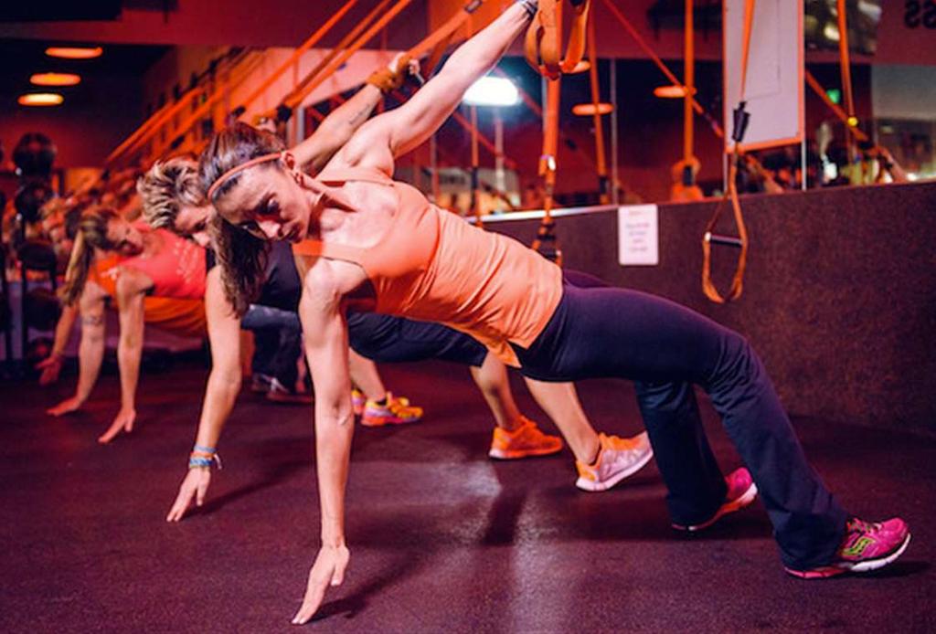 4 rutinas de ejercicios MUY rápidas y efectivas - orangetheory-rutina-ejercicio