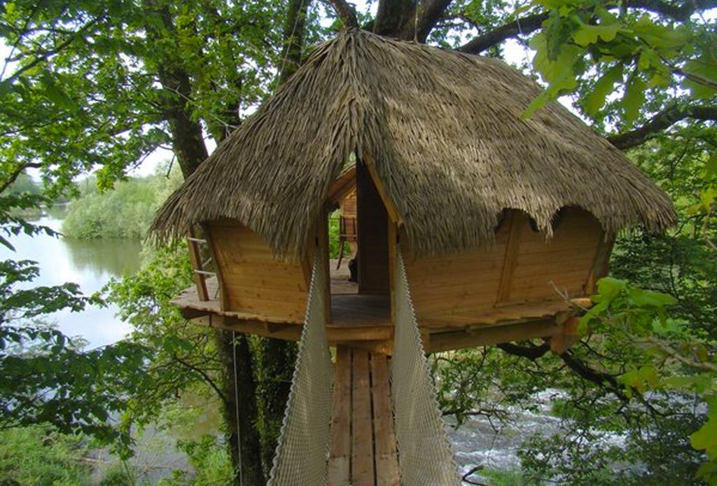 7 opciones de hospedaje para los amantes del ecoturismo - casa-arbol-francia