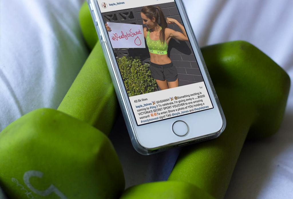 7 formas efectivas de motivarte para no faltar al gym - instagram-fitness-cuentas