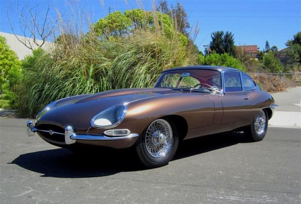 ¿Fanático de los autos? No te pierdas esta subasta de modelos clásicos - jaguar-1024x694