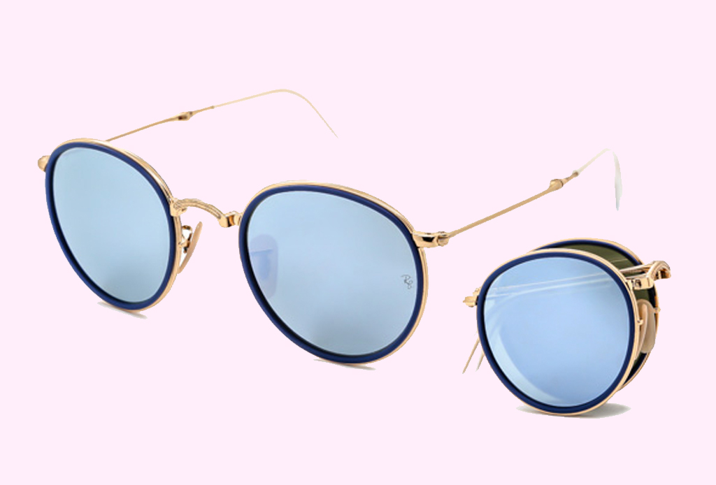 5 marcas de lentes para esta temporada - ray-ban-plegables