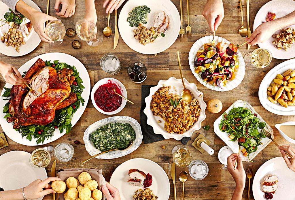 3 razones para celebrar Thanksgiving