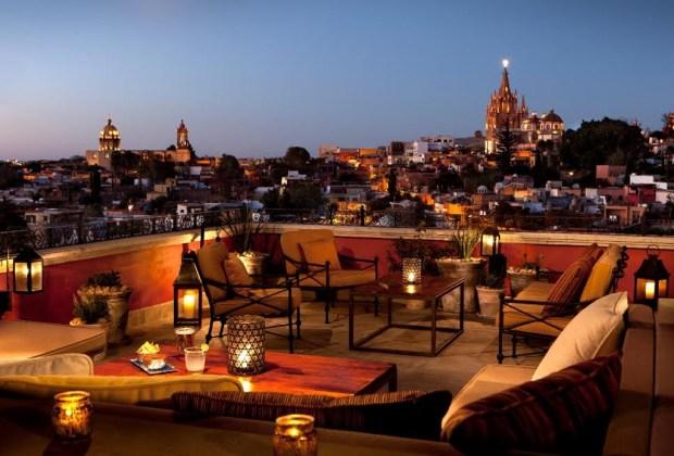 5 increíbles destinos en México para viajar en pareja - rosewood-san-miguel-de-allende-2-1024x694