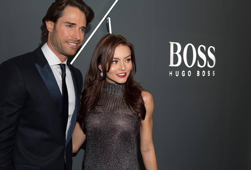 Hugo Boss celebró la reapertura de su tienda en Masaryk - hugo-boss-masaryk