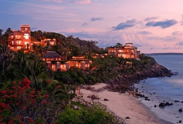 Los 10 hoteles más románticos de todo México - imante-resort-1024x694