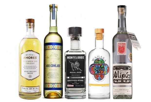 Las mejores botellas para regalar este diciembre - mezcales-para-regalar-1024x694