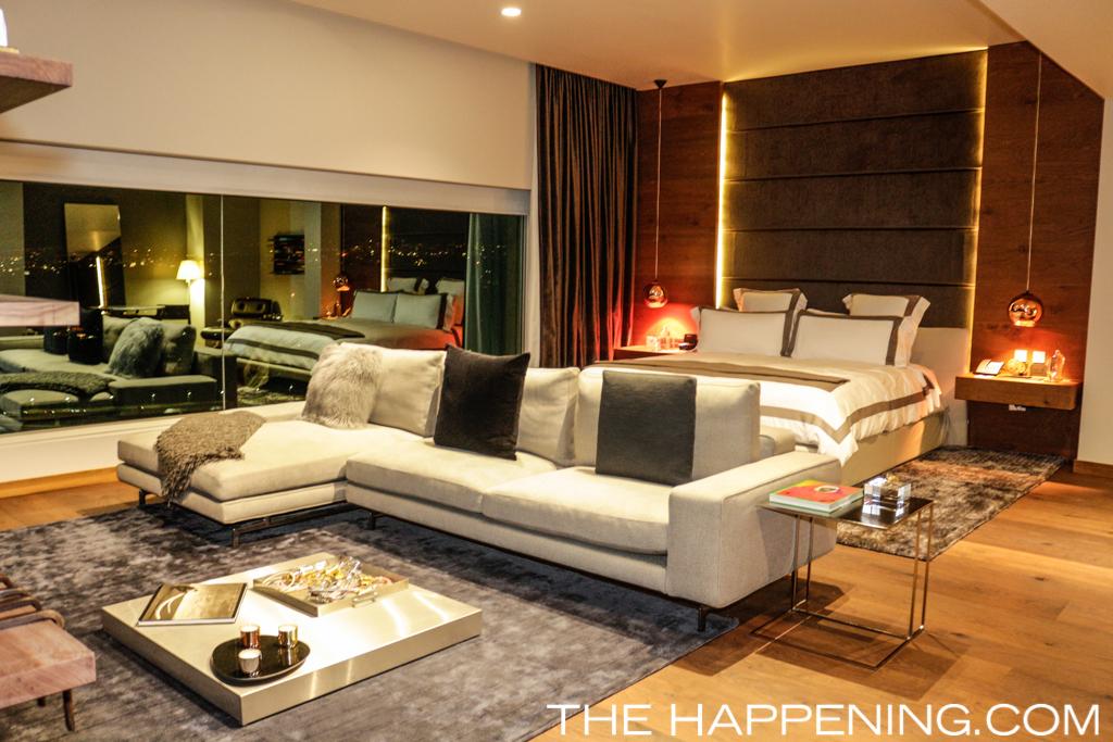 El Hotel Presidente Intercontinental renovó su Suite Presidencial