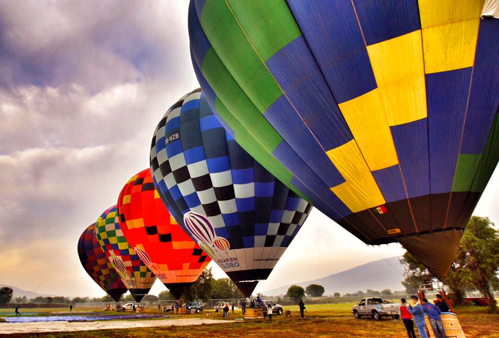 ¡Vuela en globo en Teotihuacán! - volar-en-globo-df