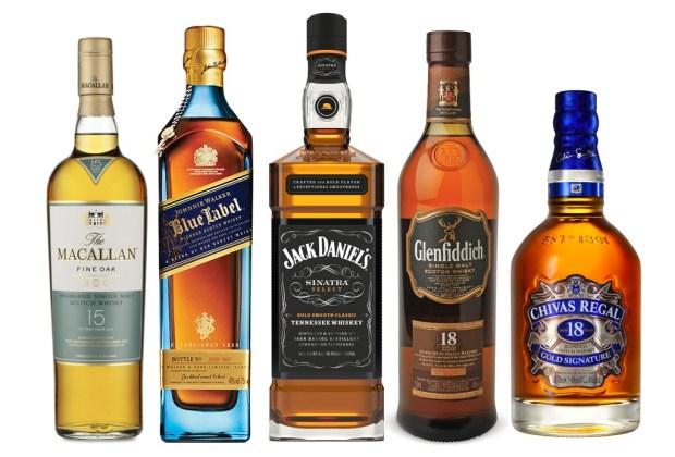 Las mejores botellas para regalar este diciembre - whiskies-para-regalar-2-1024x694