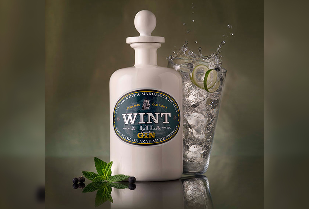 El gin Wint & Lila ya está disponible en México