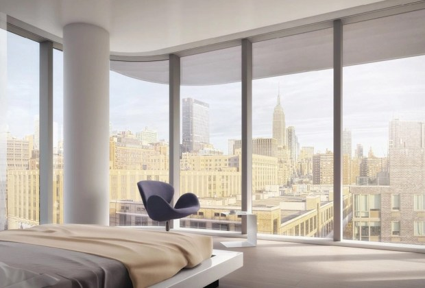 Conoce el primer edificio residencial de Zaha Hadid en Nueva York - zaha-hadid-nueva-york-3-1024x694
