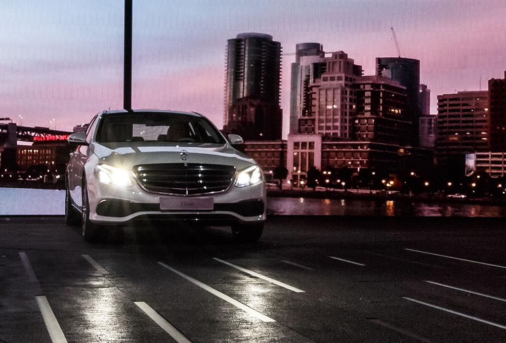 Descubre el nuevo Mercedes-Benz que se maneja solo
