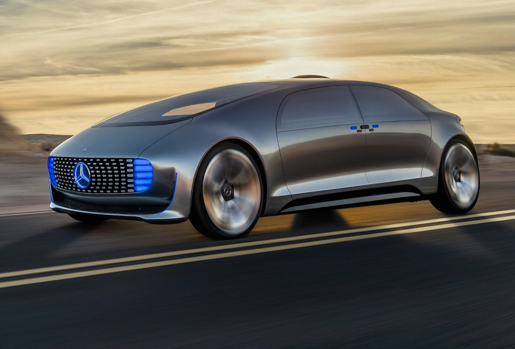 Los 5 autos futuristas que las marcas de lujo han diseñado