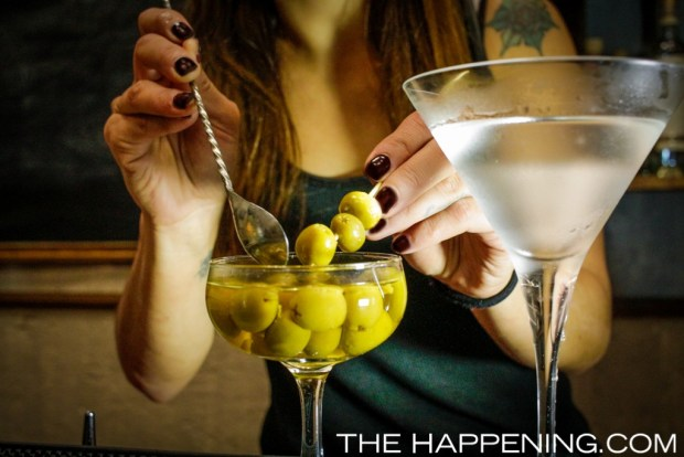 Aprende a prepar un clásico Dry Martini - bar-systems-62-1024x683
