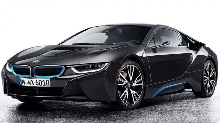 BMW lanza un prototipo de auto sin espejos - bmw-3