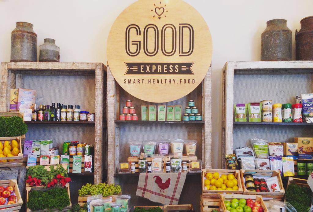 Good Express: el servicio a domicilio healthy que te cambiará la vida