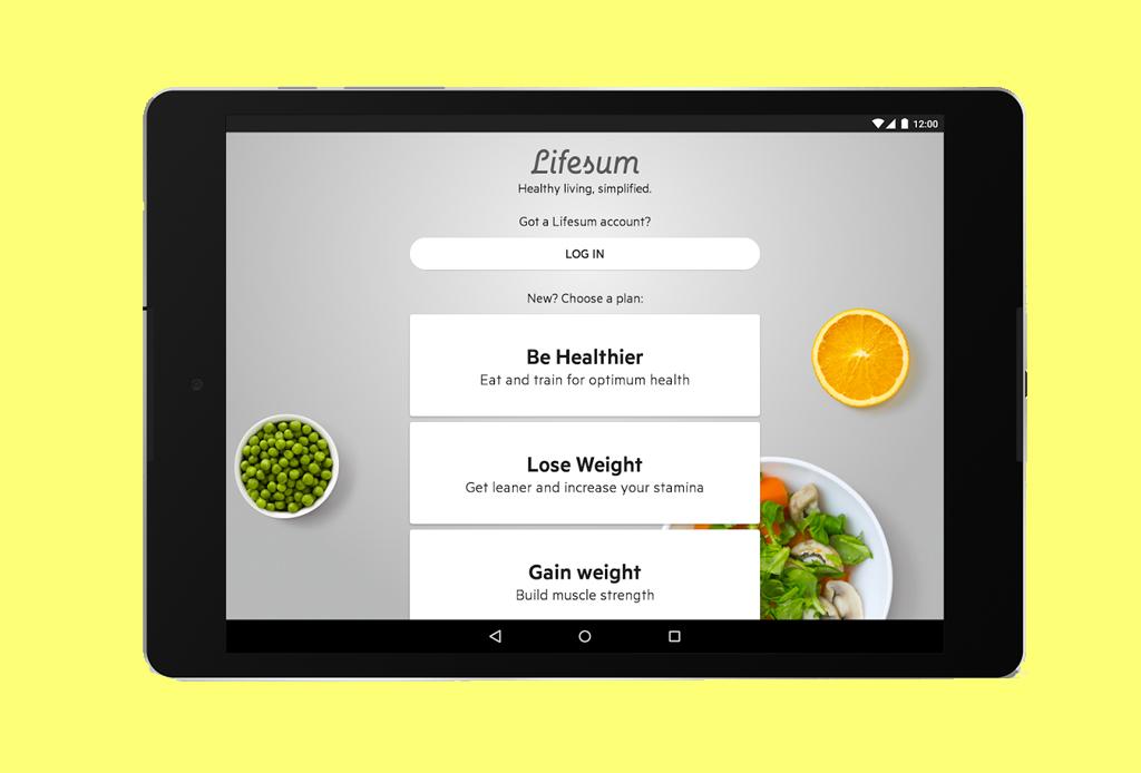 Lifesum: La app que te ayudará a perder peso - lifesum-2
