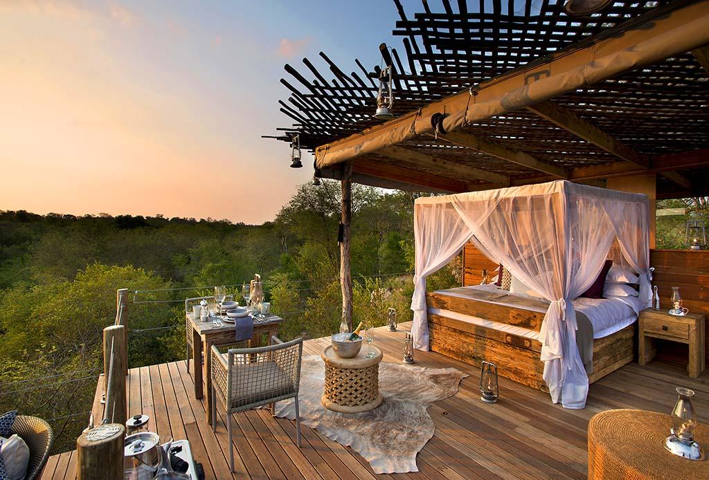 6 hoteles en donde podrás dormir bajo las estrellas