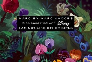"""""""Alicia en el País de las Maravillas"""" al estilo Marc Jacobs"""
