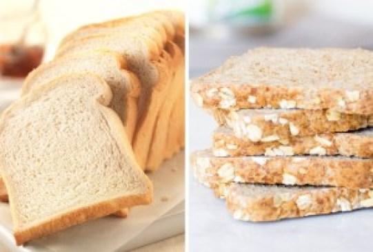¿Sabías que estos alimentos provocan el envejecimiento prematuro de tu cuerpo? - pan-blanco-ezekiel-300x203