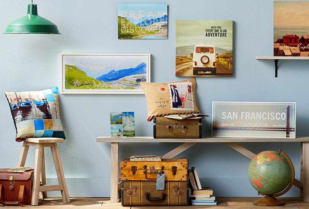 Plasma tu espíritu viajero en la decoración de tu hogar