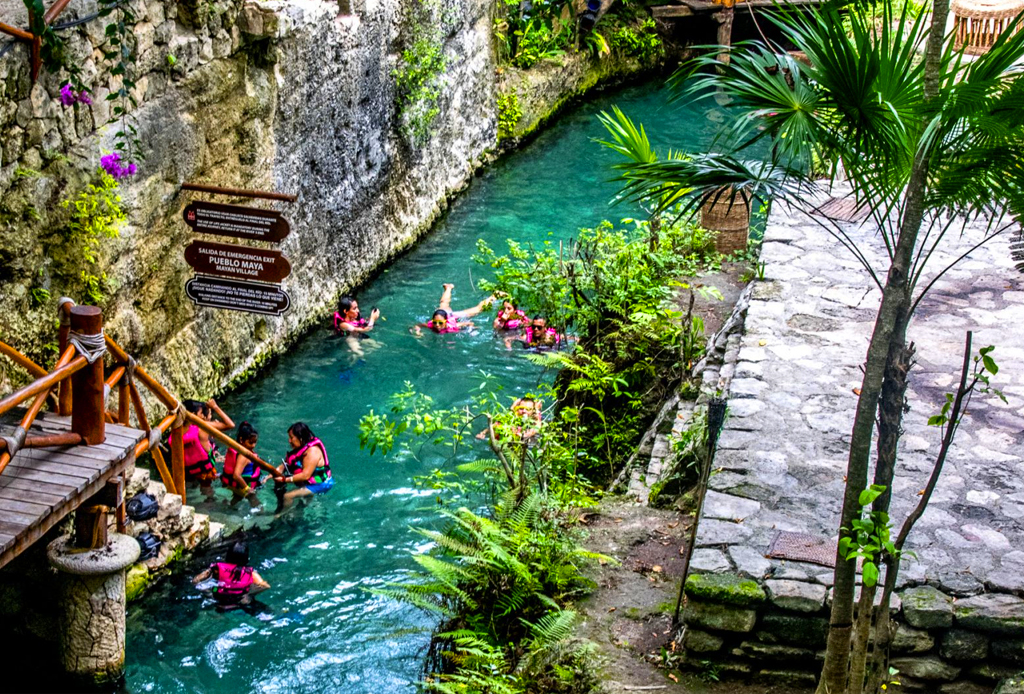 ¡México tiene el mejor parque tématico del mundo! - xcaret-3