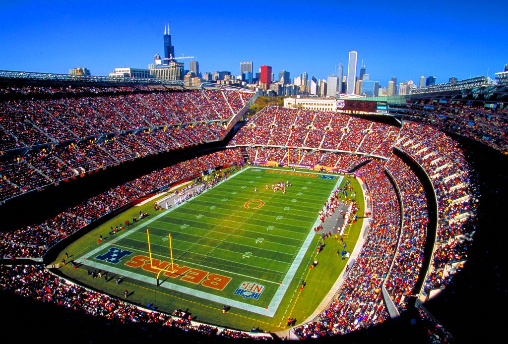 Los 7 estadios más lujosos de la NFL - estadios-lujosos-nfl-bears