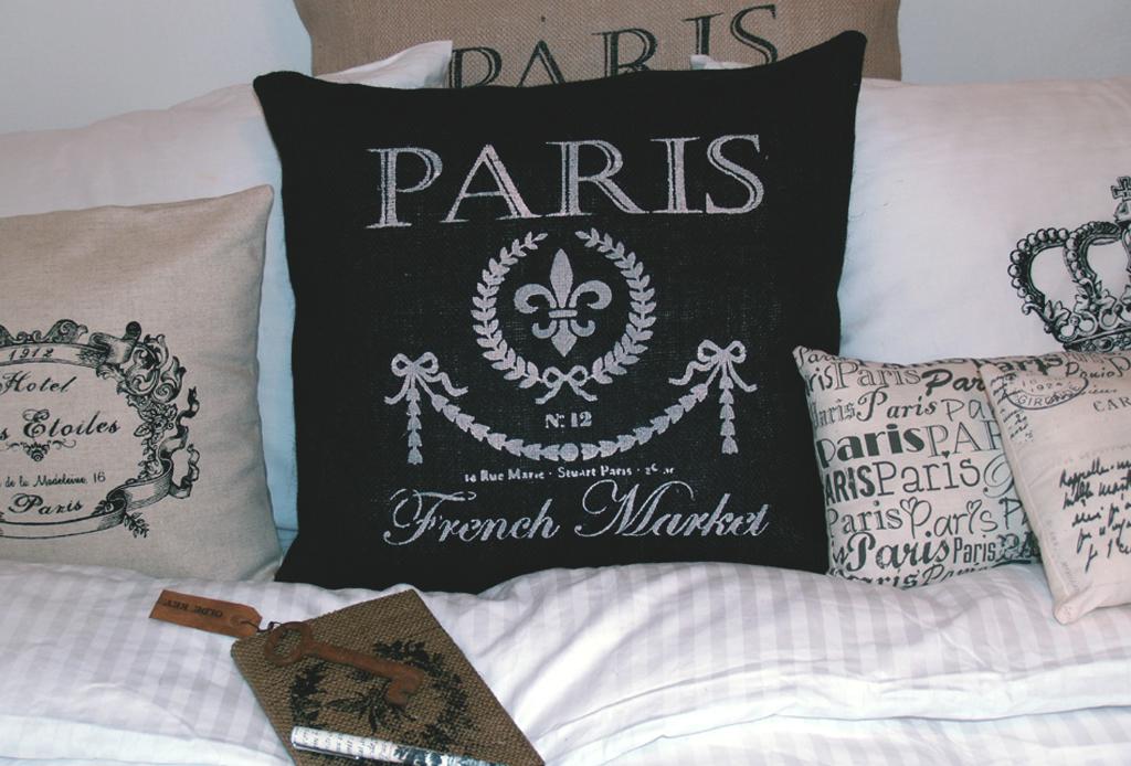 8 ideas para darle un toque francés a la decoración de tu hogar - france-decor