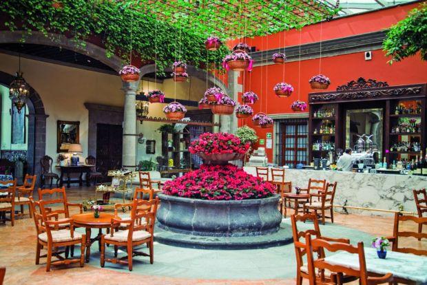 ¡Viva México! Festeja el grito en estos lugares de la CDMX - hacienda-de-los-morales-1024x684