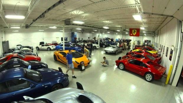 5 coleccionistas con más autos en el mundo - lingenfelter-1024x576