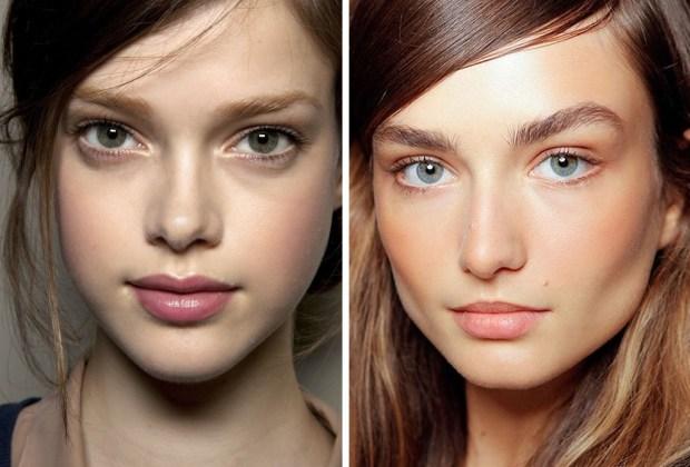 5 secretos de belleza de las francesas - no-makeup-natural-look-1024x694