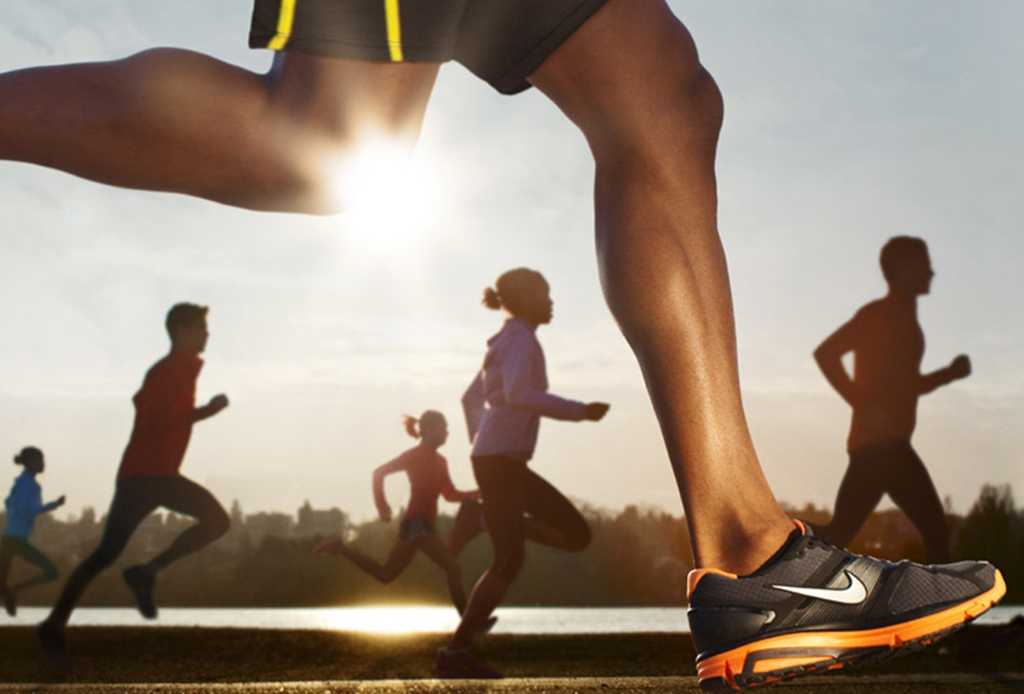 #RunningMonday: Corre con Nike al ritmo de esta playlist