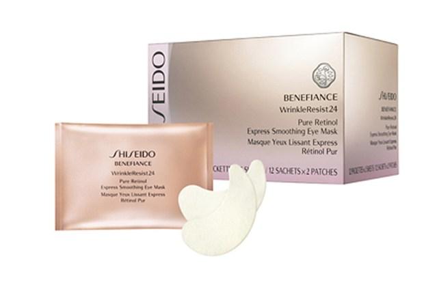 ¿No tienes tiempo? 4 mascarillas de papel rápidas y eficaces - shiseido-mascarillas-1024x694