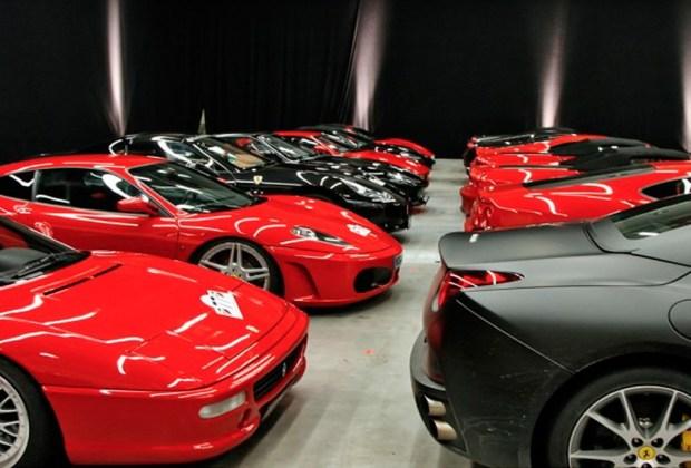 5 coleccionistas con más autos en el mundo - sultan-b-1024x694