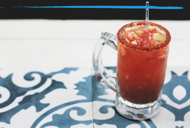 Los 7 restaurantes con las mejores micheladas de la ciudad - 7-1-la-trainera-1024x694