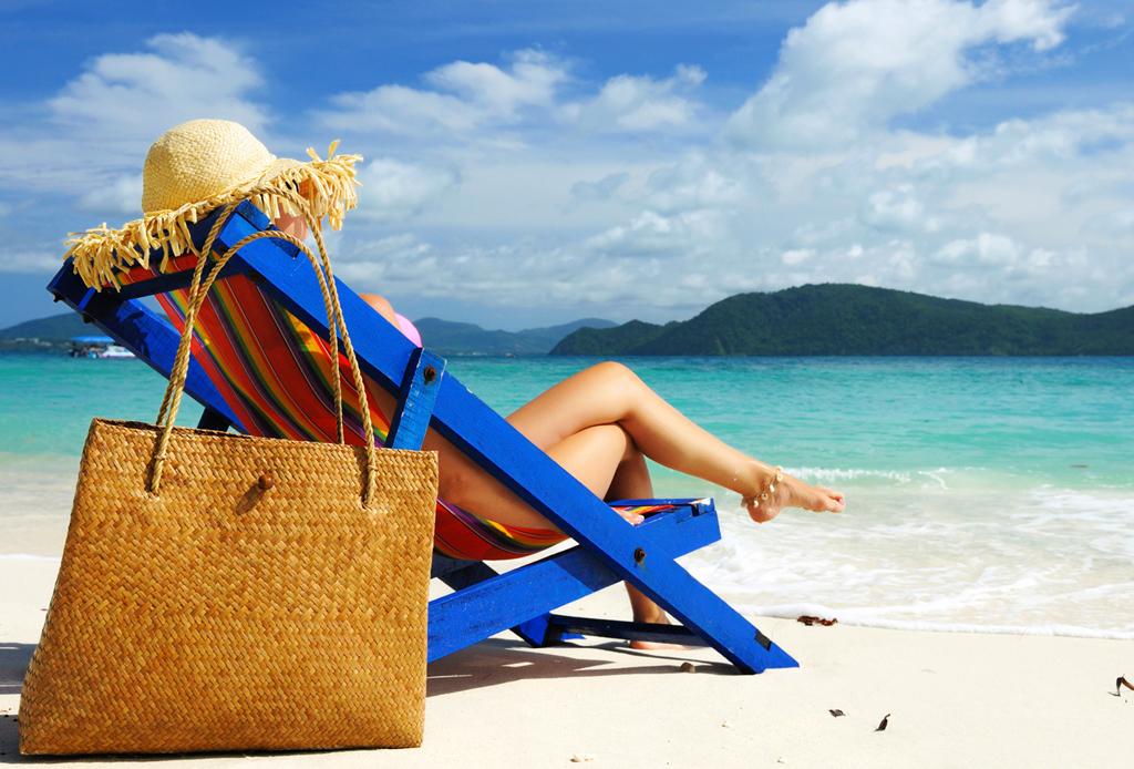 ¡Prepárate para las vacaciones con Hawaiian Tropic! - beach