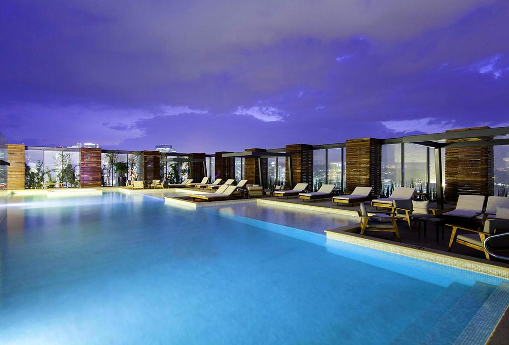 6 terrazas con alberca que debes visitar en la ciudad de for Renta de albercas portatiles para fiestas df