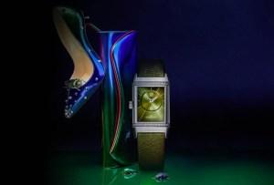 ¿Louboutin y Jaeger-LeCoultre? El reloj perfecto
