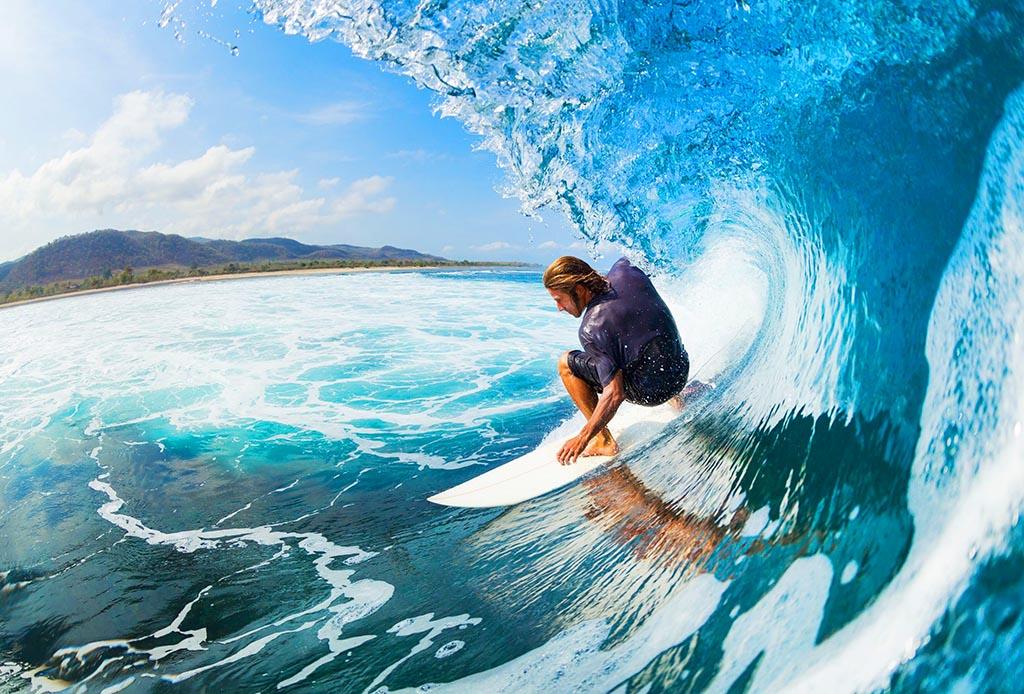 Los 7 mejores destinos para practicar surf en México