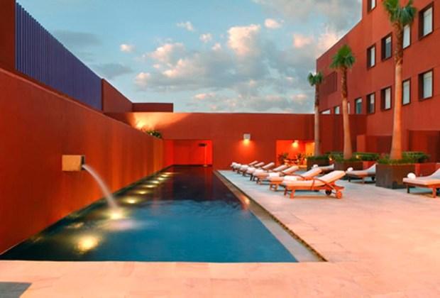Descubre los 5 mejores hoteles en Monterrey - camino-real-1024x694