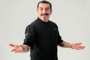 El chef Aquiles Chávez estará en Astrid y Gastón México
