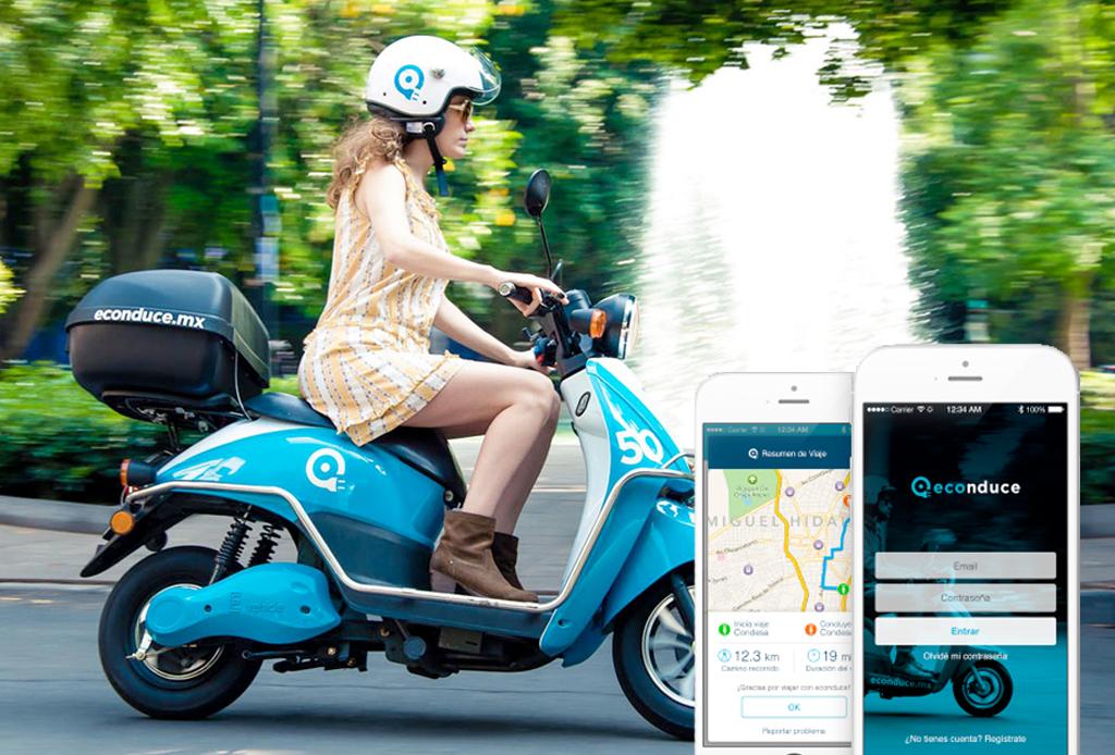 4 apps de transporte alternativo para contribuir con el ambiente - econduce
