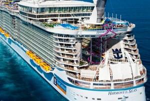 Conoce el nuevo crucero más grande del mundo