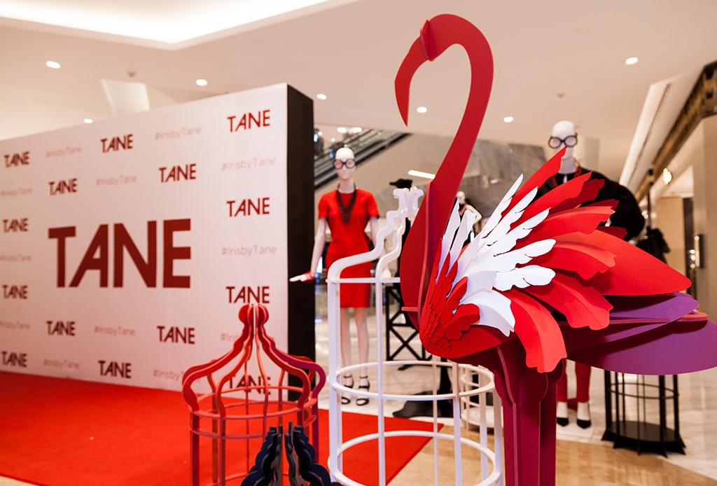 Iris Apfel llega a México para presentar su colección con TANE - iris-3