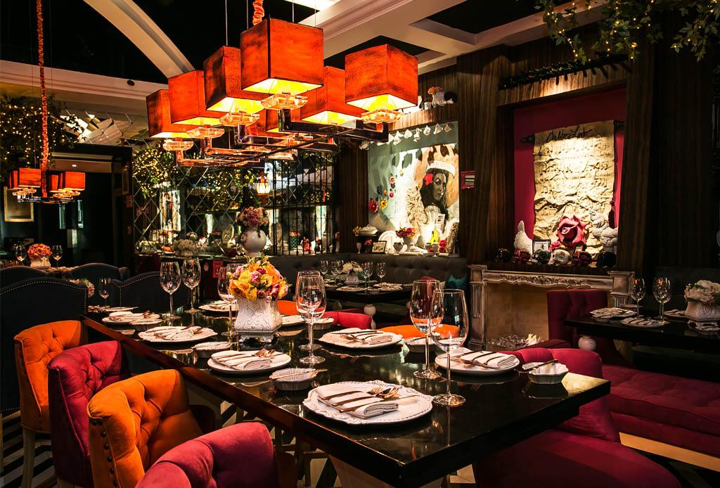 Los restaurantes que necesitas conocer en Lomas