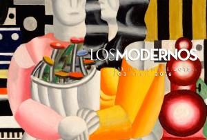 #CulturalFriday: ÚLTIMO fin de semana de 'Los Modernos' en el MUNAL