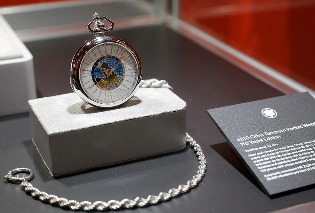 Montblanc celebra 110 años con una colección especial - montblanc
